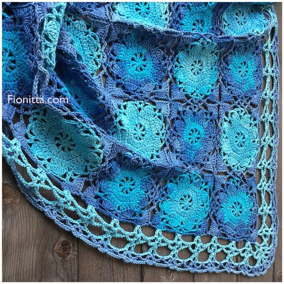mes favoris tricot crochet tuto un joli carr 233 au crochet pour plaid 233 tole ou autre