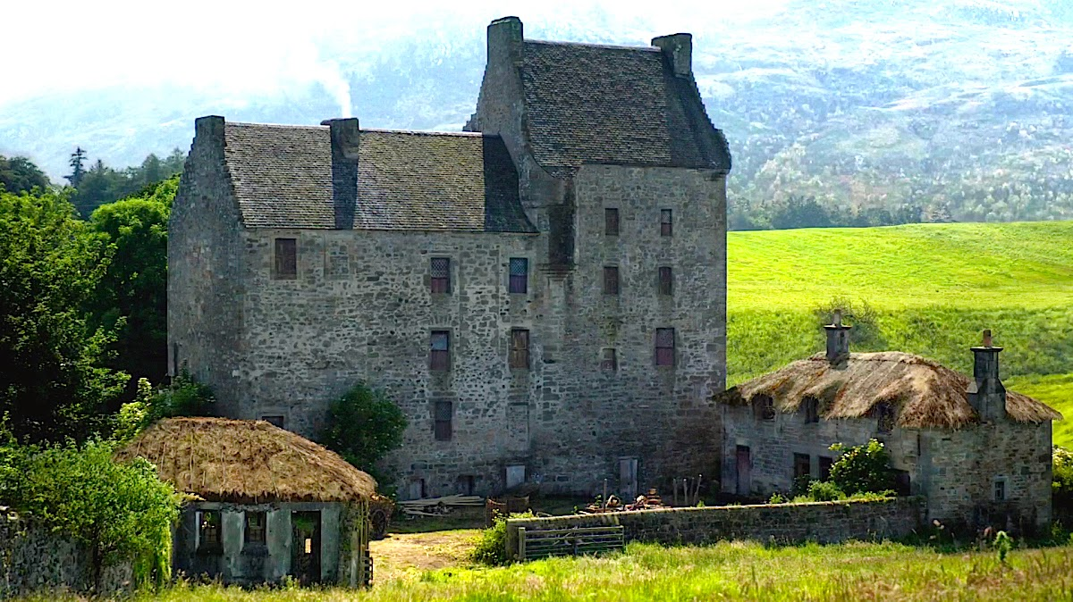 1000 images about lallybroch midhope castle on