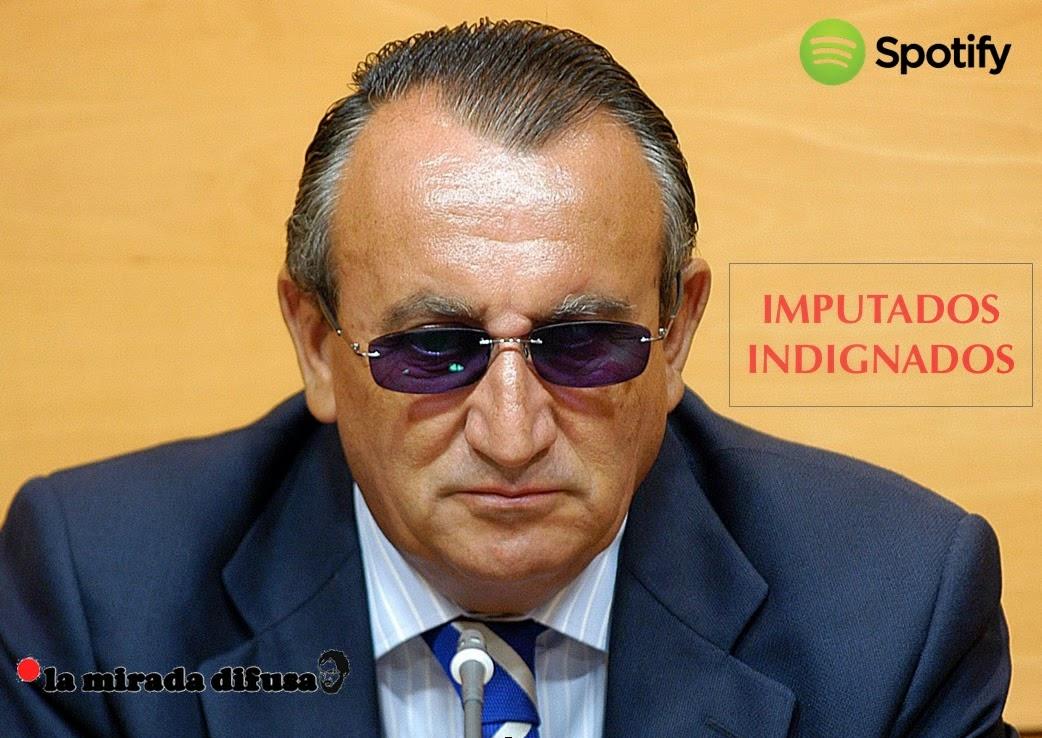 IMPUTADOS INDIGNADOS (LA LISTA SPOTIFY DE MARZO)