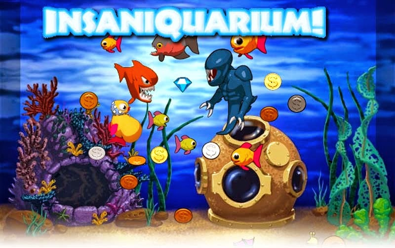 Insaniquarium Deluxe Mobile