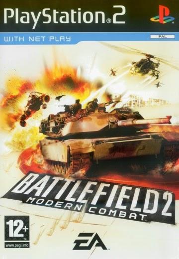 Battlefield 2 - Modern Combat PS2