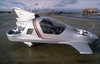 Boeing Has a Flying Car