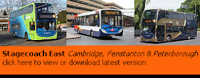 Stagecoach East Fleetlist