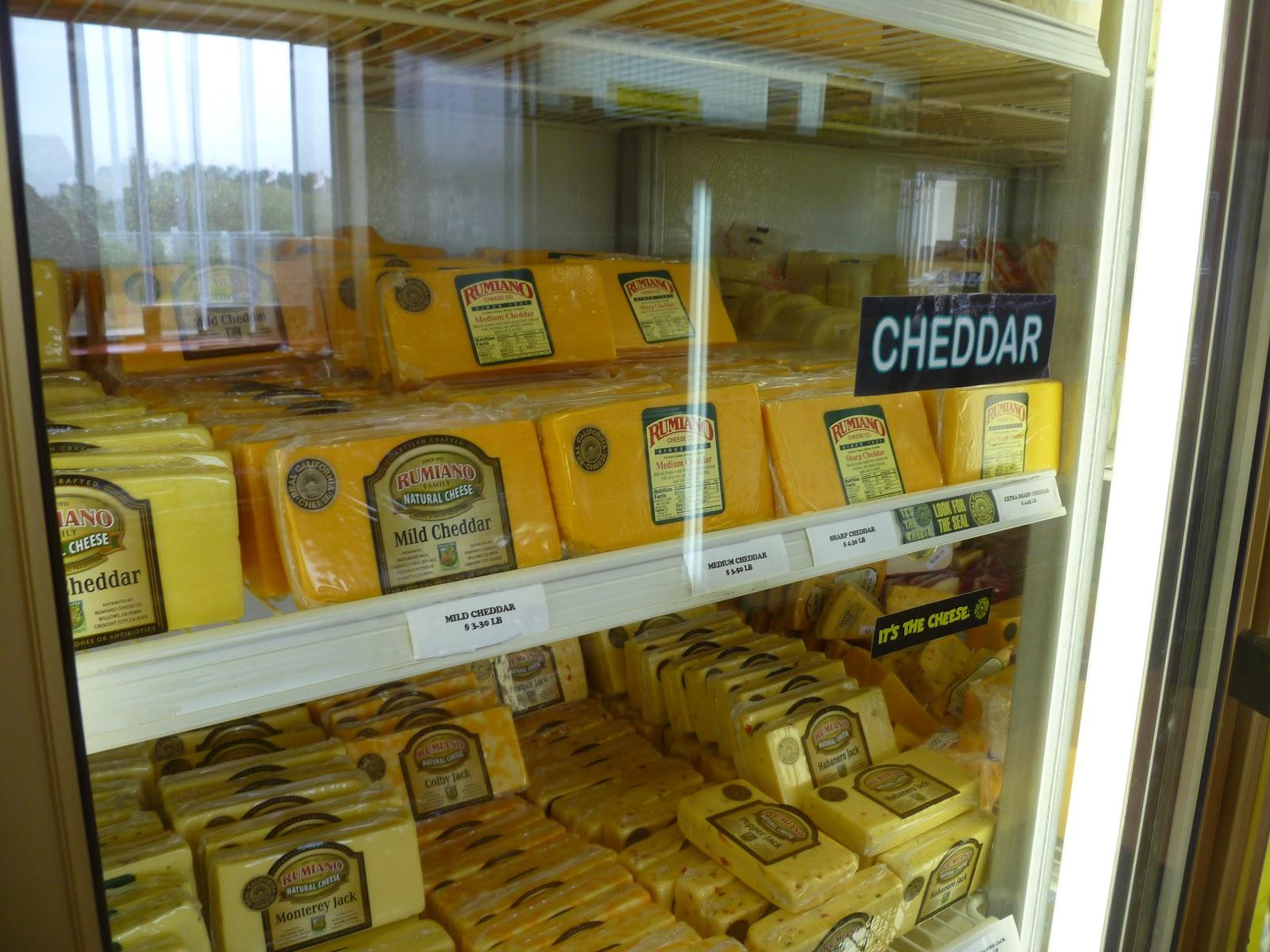 Rumiano Cheese Tour