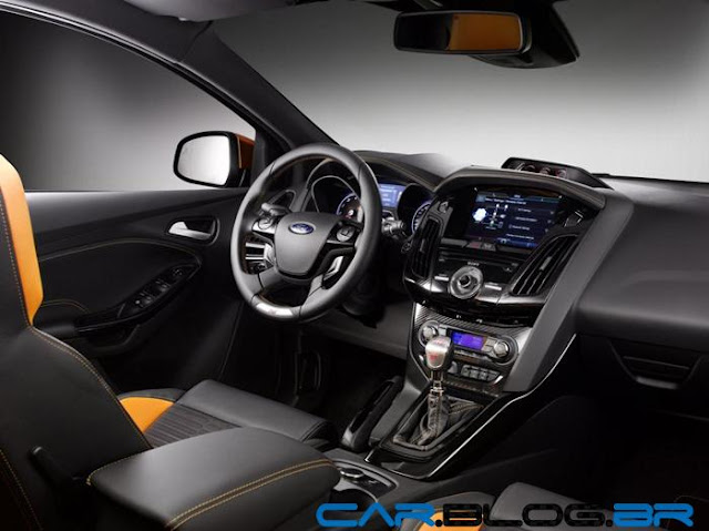 Ford Focus ST 2013 - interior