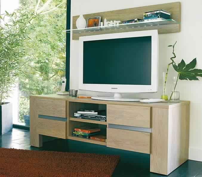 Meuble tv conforama bois meuble tv for Meuble tv conforama occasion