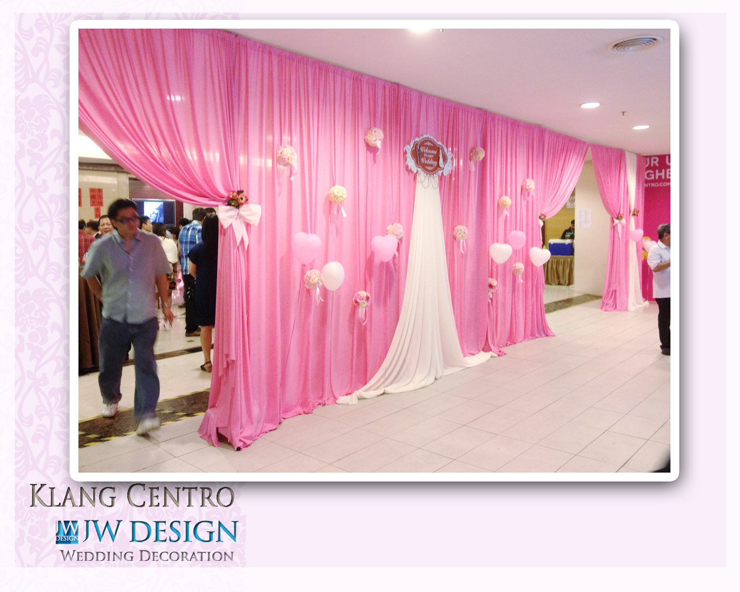 Jw design wedding decoration edwin amelias wedding klang edwin amelias wedding klang centro ballroom junglespirit Gallery