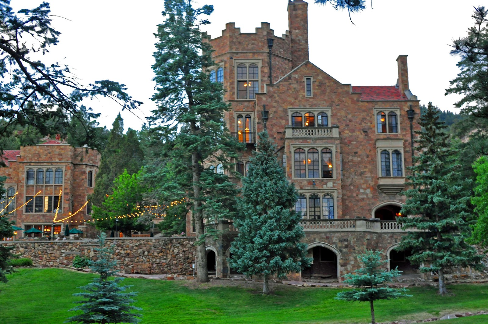A Life In Pages Glen Eyrie 2012 Report