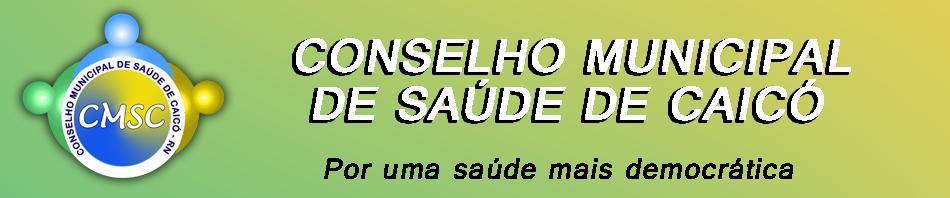 Conselho Municipal de Saúde de Caicó