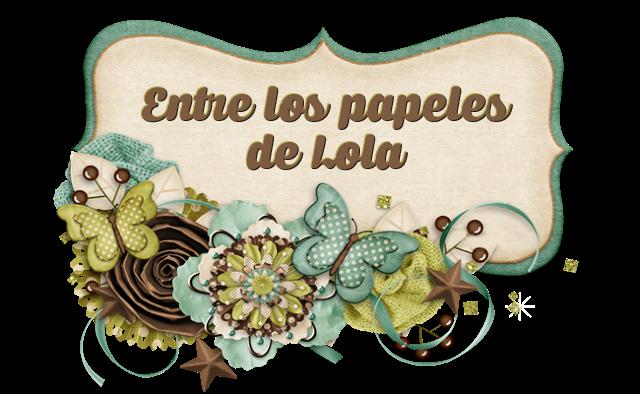 Entre los papeles de Lola