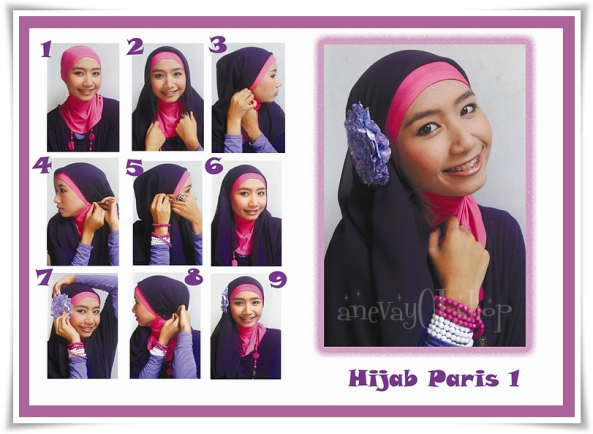 hijab paris