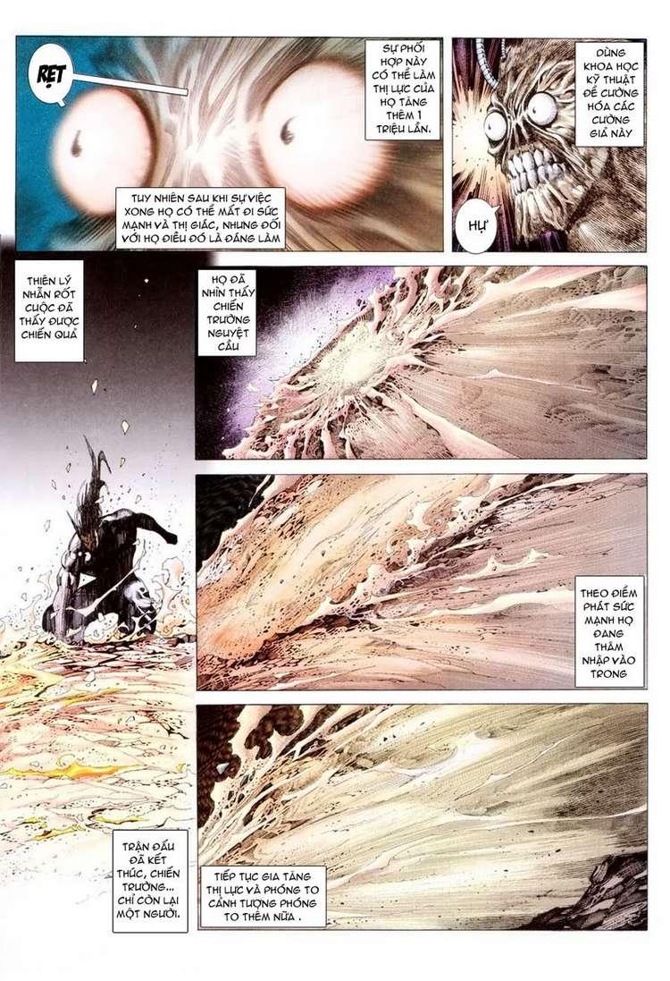 Võ Thần chap 300 Trang 27 - Mangak.info