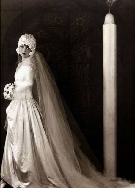 Clara Bow Wedding Dress: Affordable Wedding Dresses - 1920s