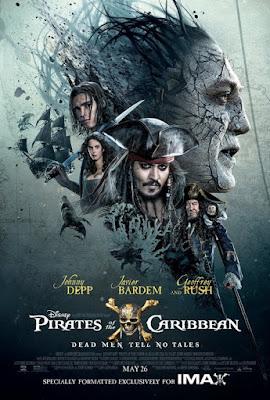 Pirates of the Caribbean: Dead Men Tell No Tales 2017 CUSTOM Latino V2