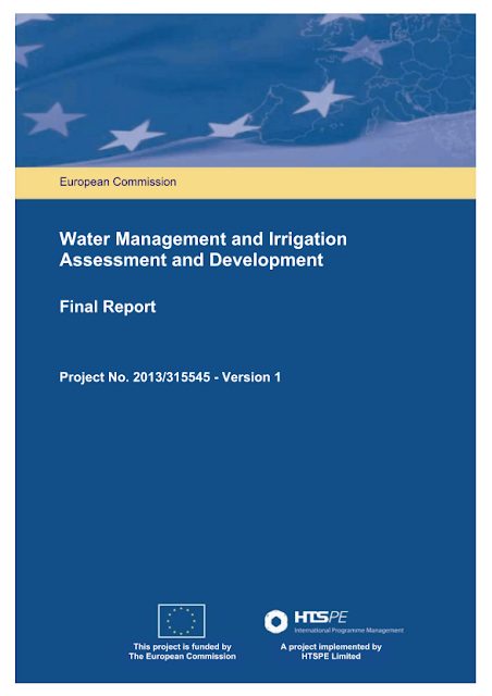 Publicação: Water Management and Irrigation Assessment and Development