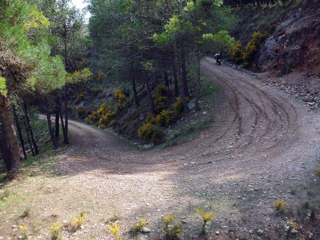 OFF-ROAD: EL CASTELLET