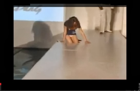 Video Catwalk Yang Fail