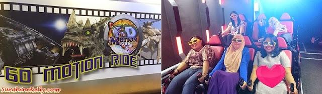 6D Motion Ride, Seremban Prima Mall 1st Anniversary, Seremban Prima Mall