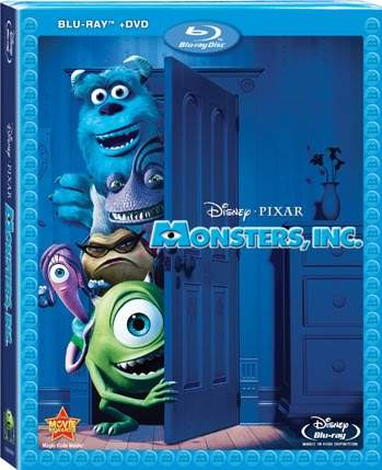Monsters, Inc. (2001) HD 1080p Latino