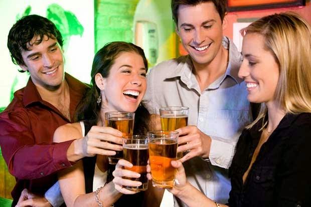 Gente que NO bebe alcohol tiene más probabilidades de morir joven
