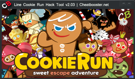 Line Cookie Run Cheat Trainer Tool