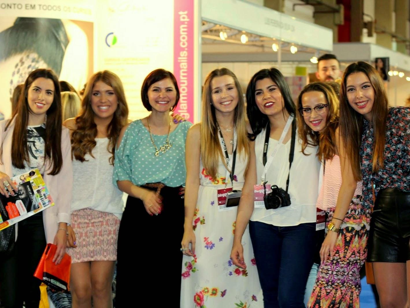 Beauty Dream   Rubrica da mocas   My makeup secret   Carina muito à frente   The girls studio   Projecto Chic