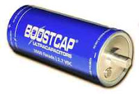 Supercapacitor or Ultracapacitor