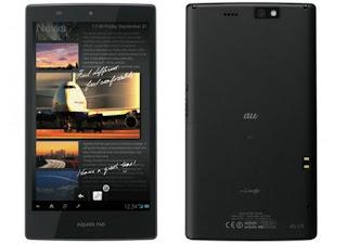 Aqous Pad SHT21 7-Inch Tablet