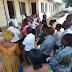 JUST IN: Ongoing Protest in Public Complaints Commission Ondo State Office