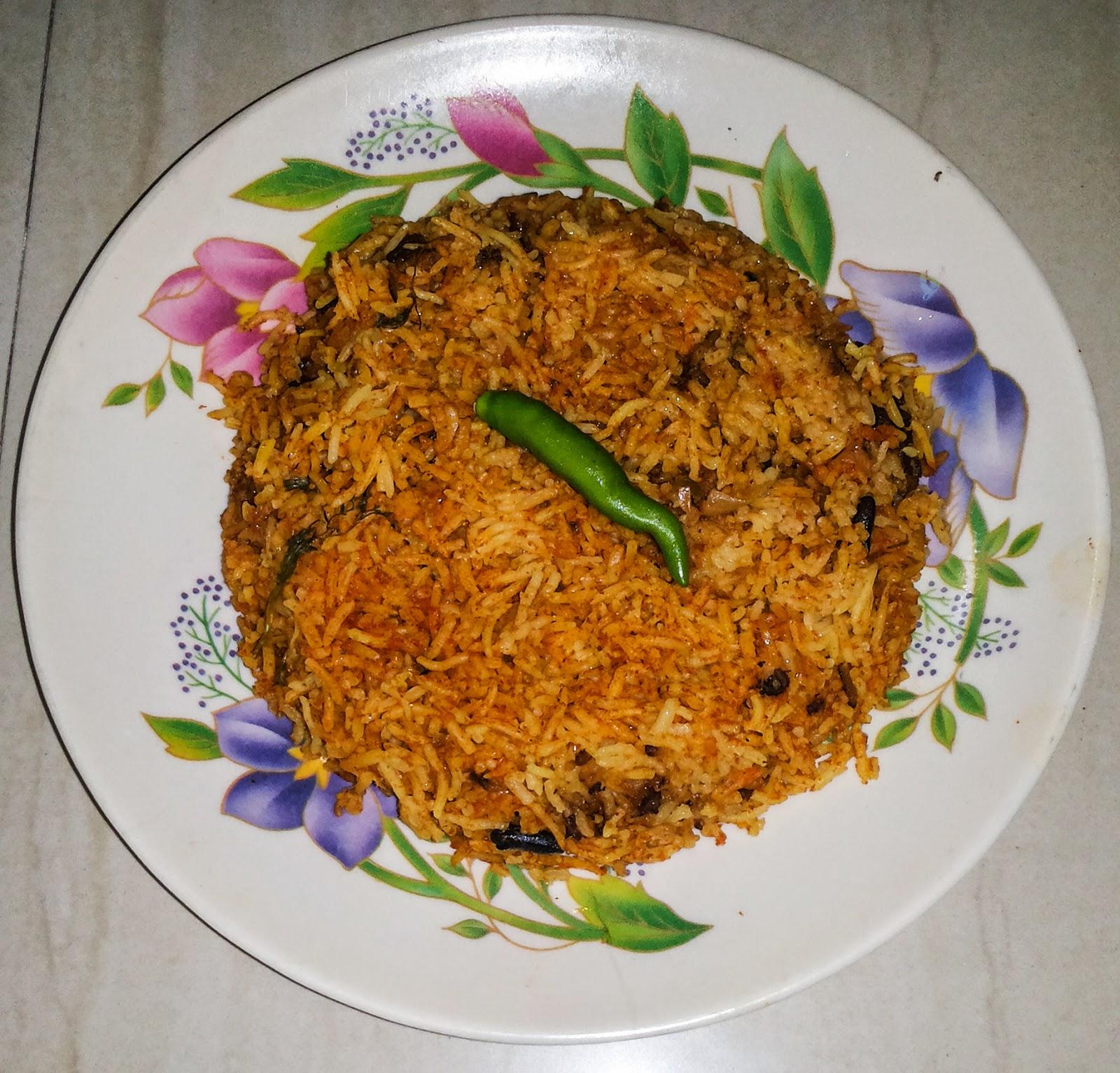 Serve Tomato Rice