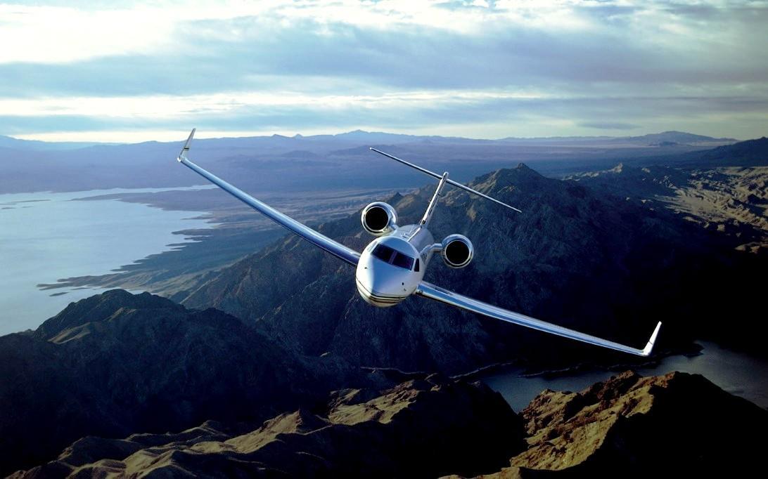 Gulfstream III Aircraft Wallpaper 1