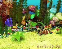 3d Aquarium Screensaver1