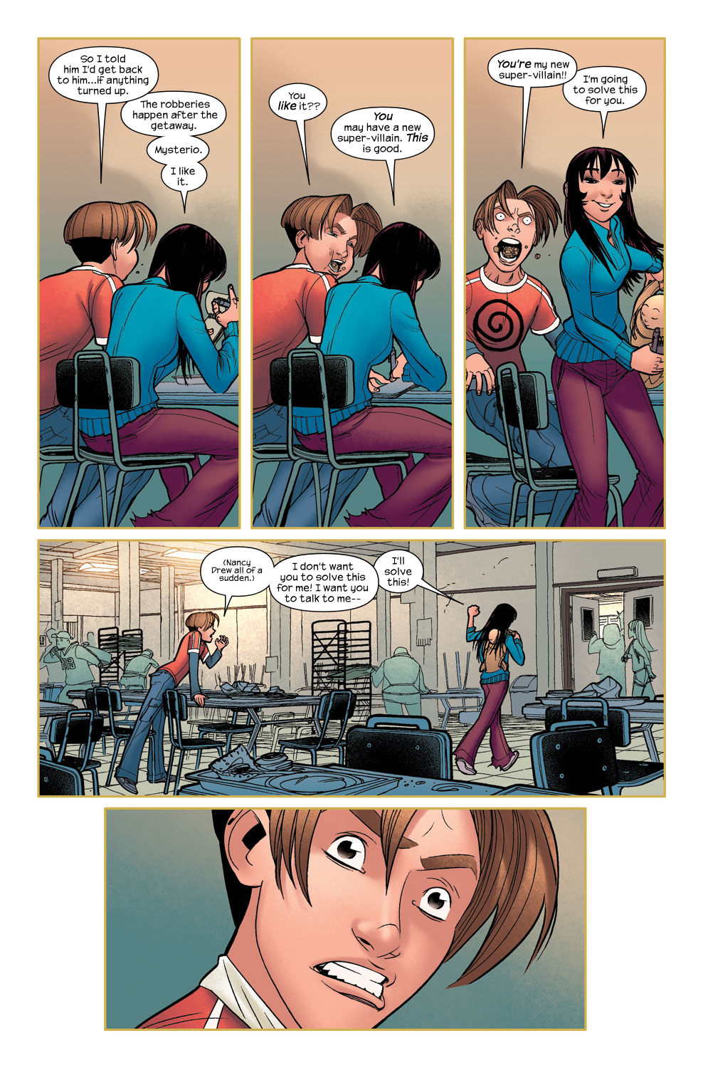 Ultimate Spider-Man (2000) _Annual 3 #3 - English 21