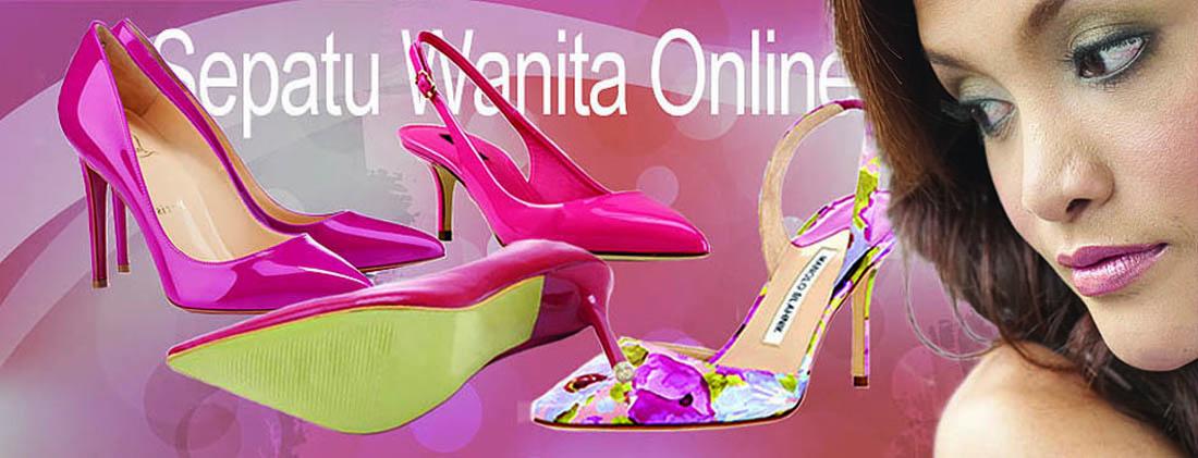 Sepatu Wanita Online