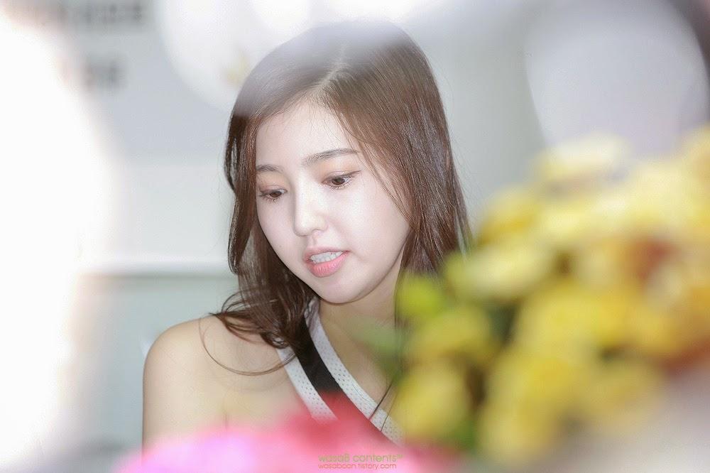 2 Kim Bo Ra - P&I 2014 - very cute asian girl-girlcute4u.blogspot.com