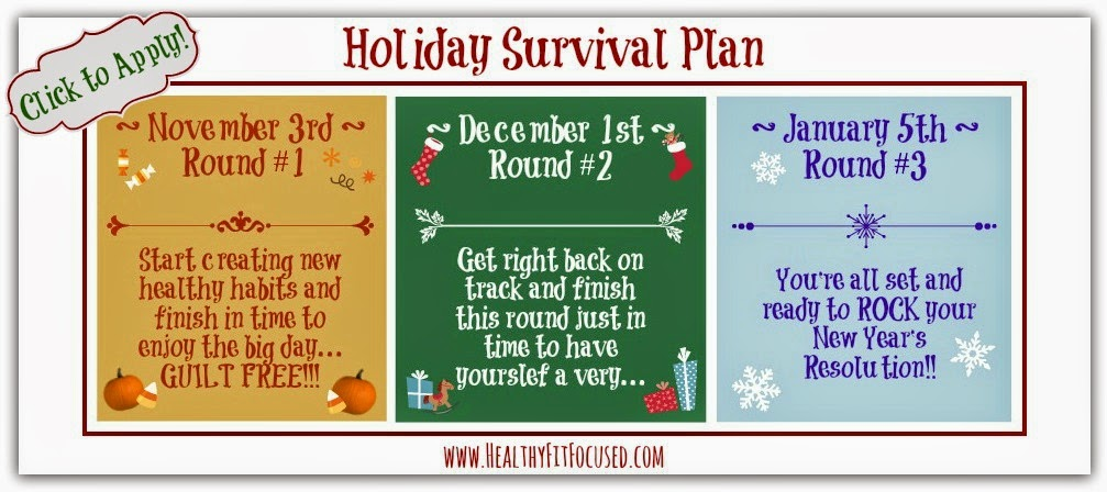 Healthy Holiday Survival Plan