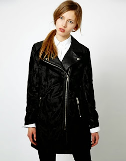 ASOS1 Biker Style Coats & Vitamin C...and an Avenue 57 bargain!