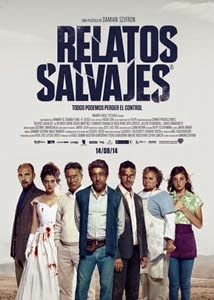 Poster original de Relatos salvajes