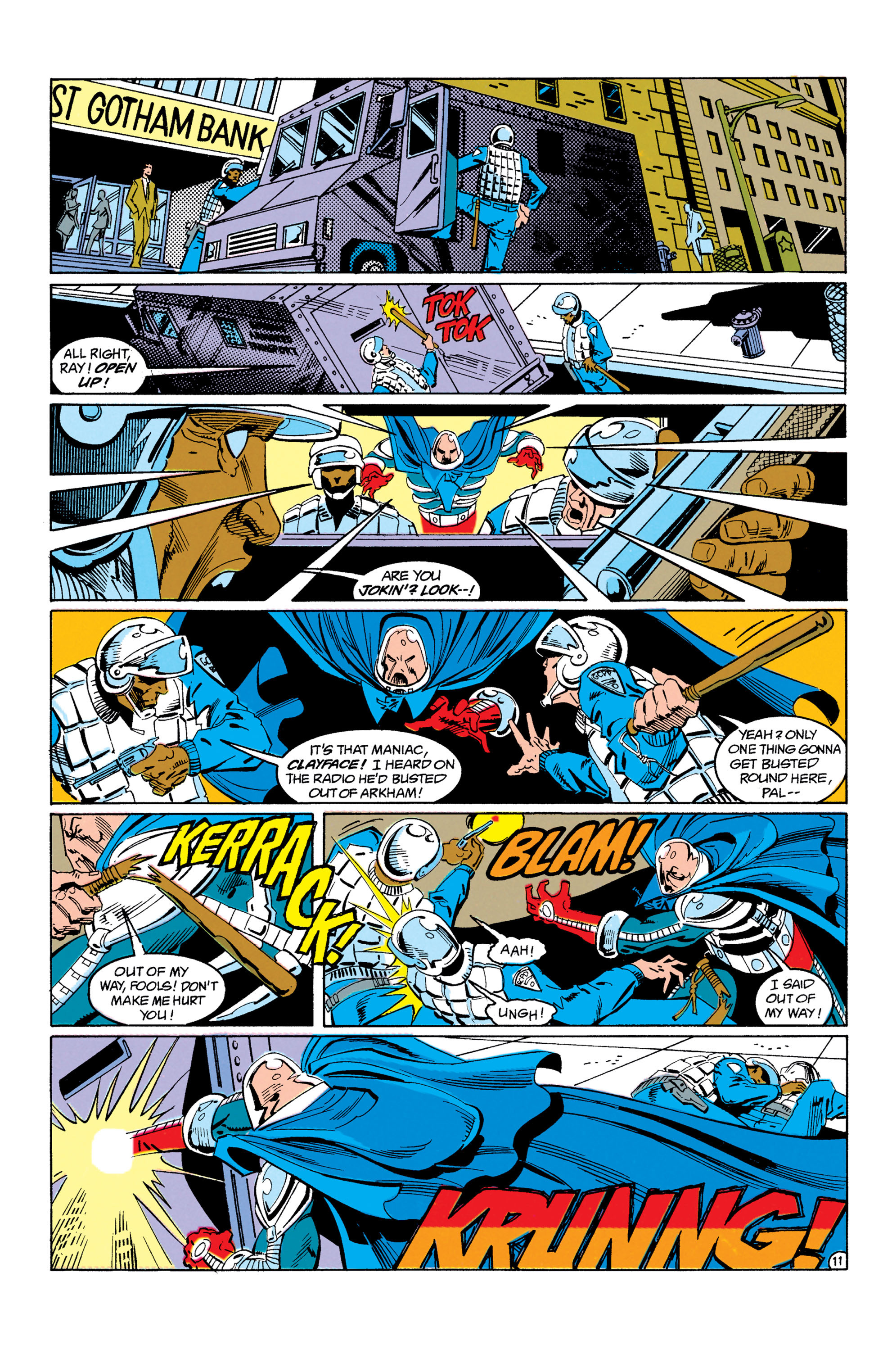 Detective Comics (1937) Issue #605 Page 12