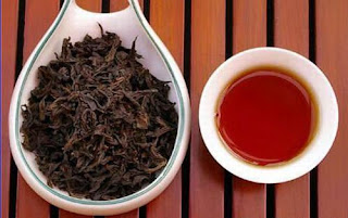 Da Hong Pao Tea, one of the famous tea in China, taste it if you take a China travel tour to Wuyi Mountain.