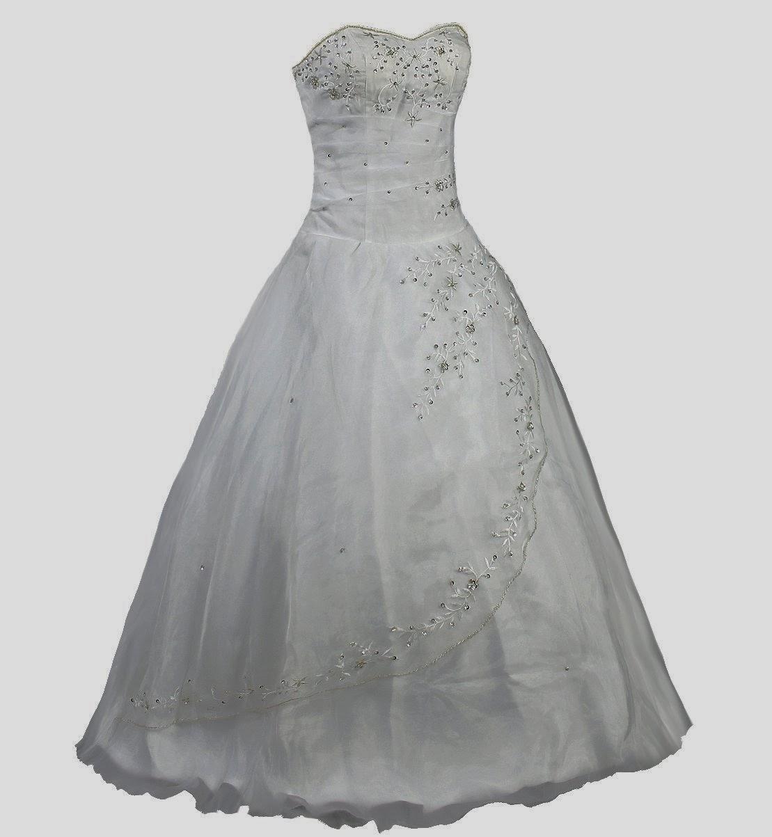 Very Inexpensive Wedding Dresses 2
