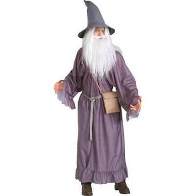 Cosplay Gandalf