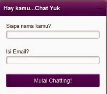 live chat wordpress bahasa indonesia online mode