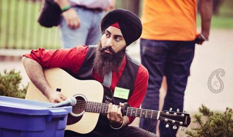 Video: Reality Show American Idol Features Sikh Contestant