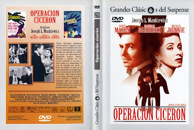 Operación Cicerón | 1952 | 5 Fingers (AKA Five Fingers)