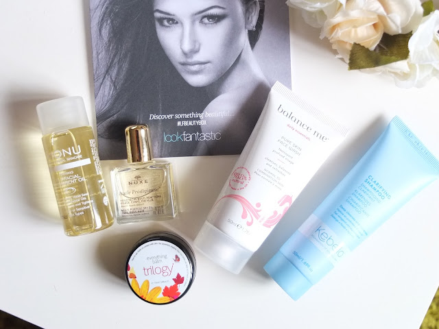 Look Fantastic Beauty Box July #LFBeautyBox