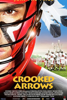 Ver Crooked Arrows Online Gratis (2012)