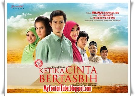 Filem Ketika Cinta Bertasbih (2009) Part 1 - Full Movie