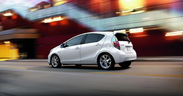 Prius C, Fuel economy, Best Hybrid car, City vehicle