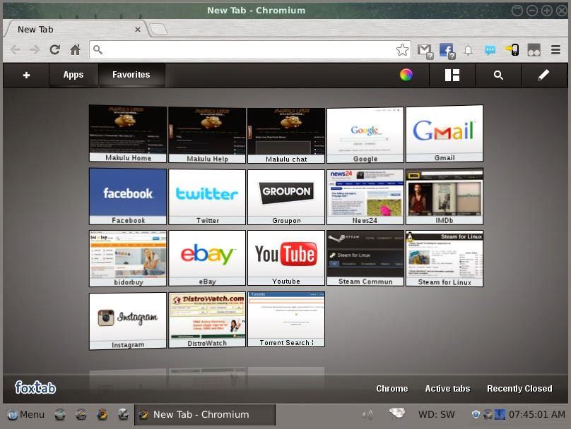 makulu chromium web browser